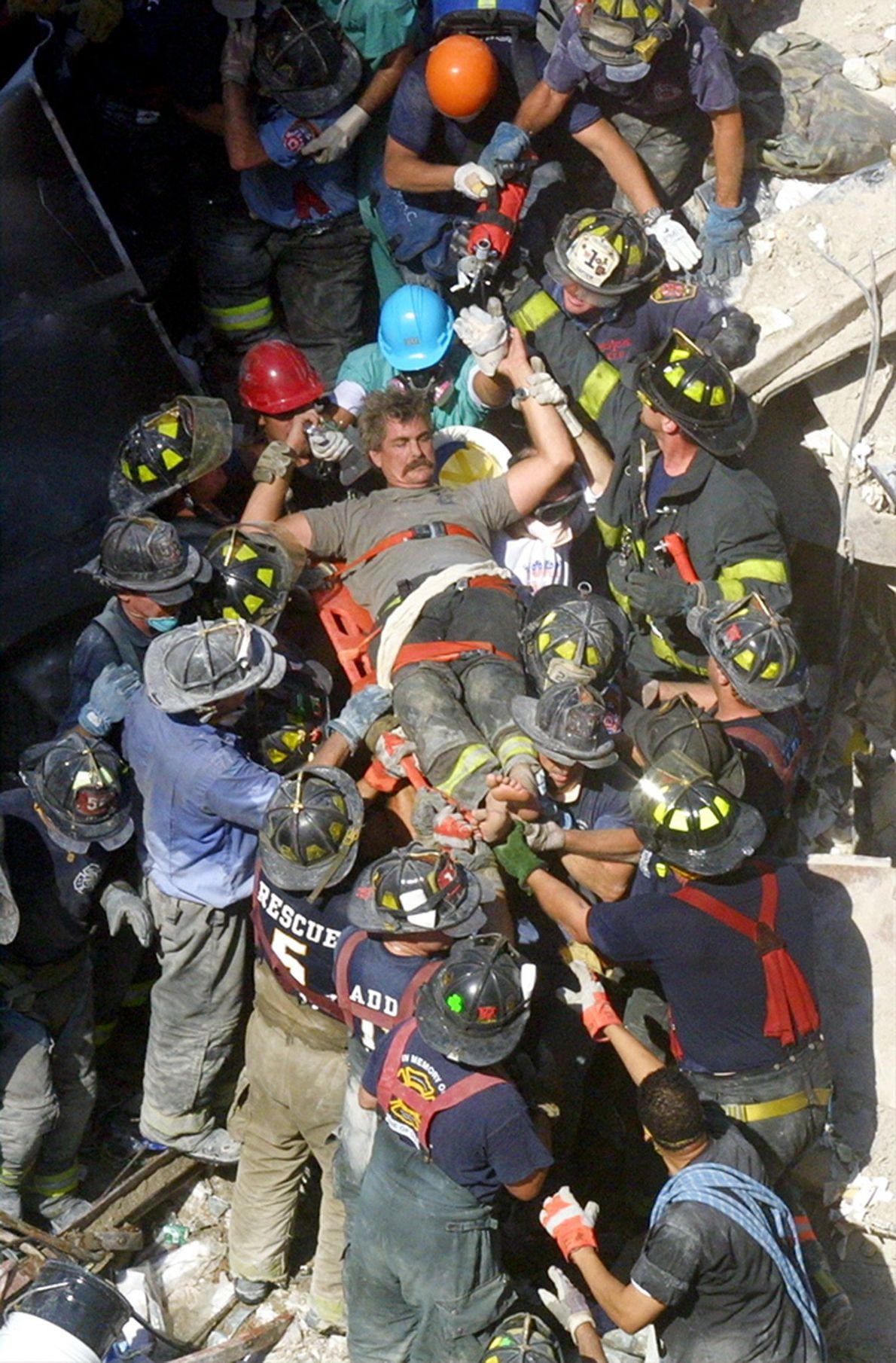 9/11 Rescuers