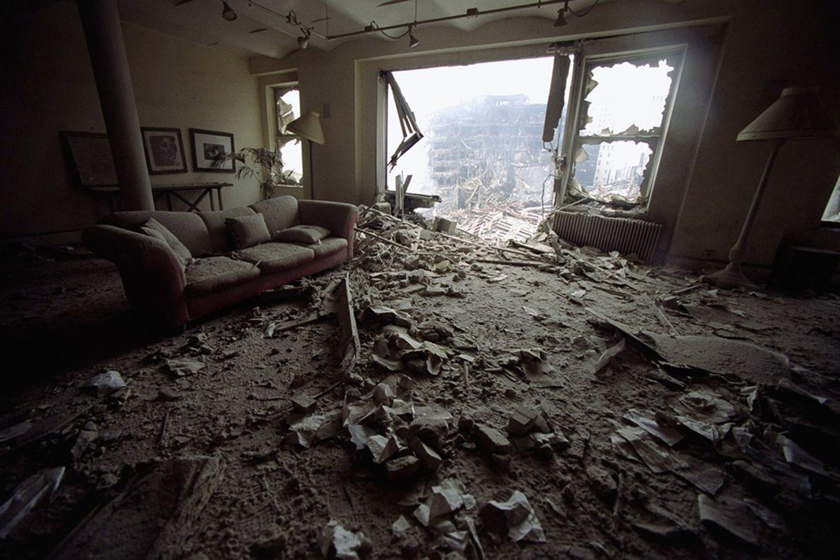Ruined Apartment