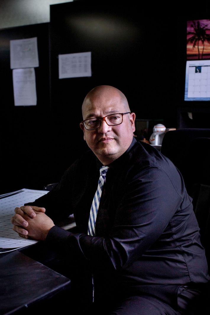 El antropólogo forense Fredy Peccerelli dirige la Fundación de Antropología Forense de Guatemala (FAFG), un laboratorio ...