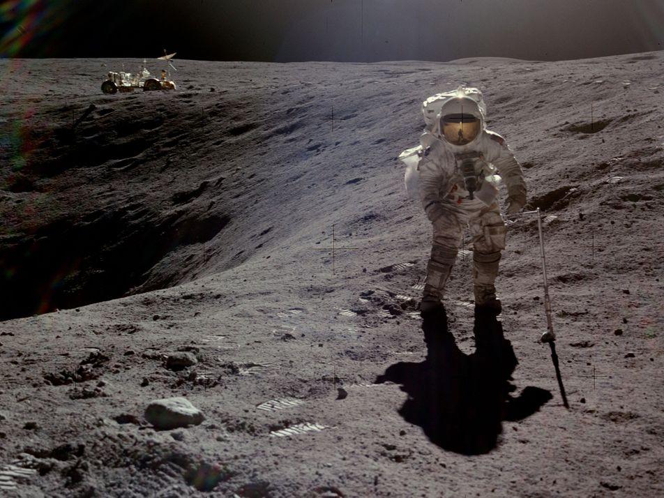 Fotografías de las misiones Apolo