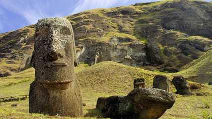 Patrimonio de la Humanidad: Isla de Pascua