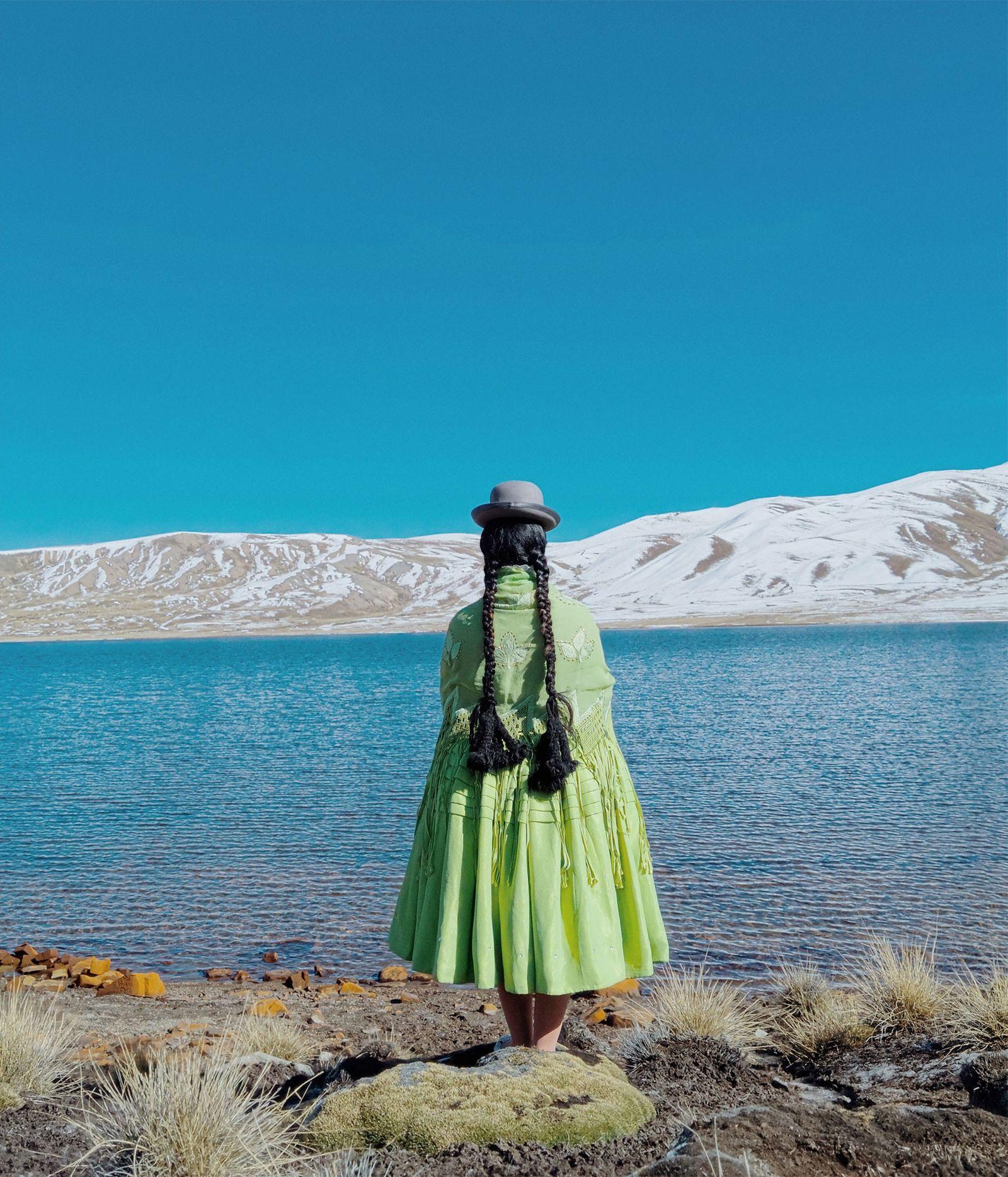 Cuando muchos miembros de la comunidad indígena de Bolivia fueron forzadas a trabajar como sirvientes para ...
