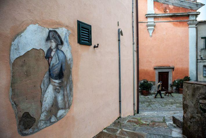 Mural: Elba Island