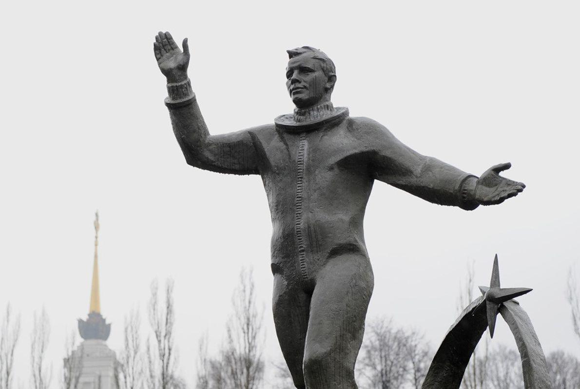 Gagarin Inmortal