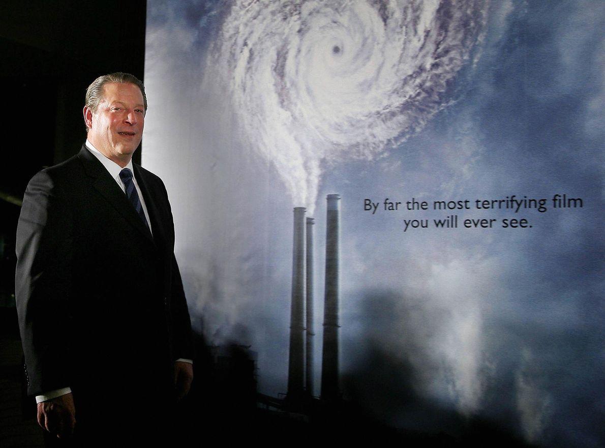 El aclamado documental del 2006 An Inconvenient Truth, protagonizado por el ex vicepresidente Al Gore, en ...