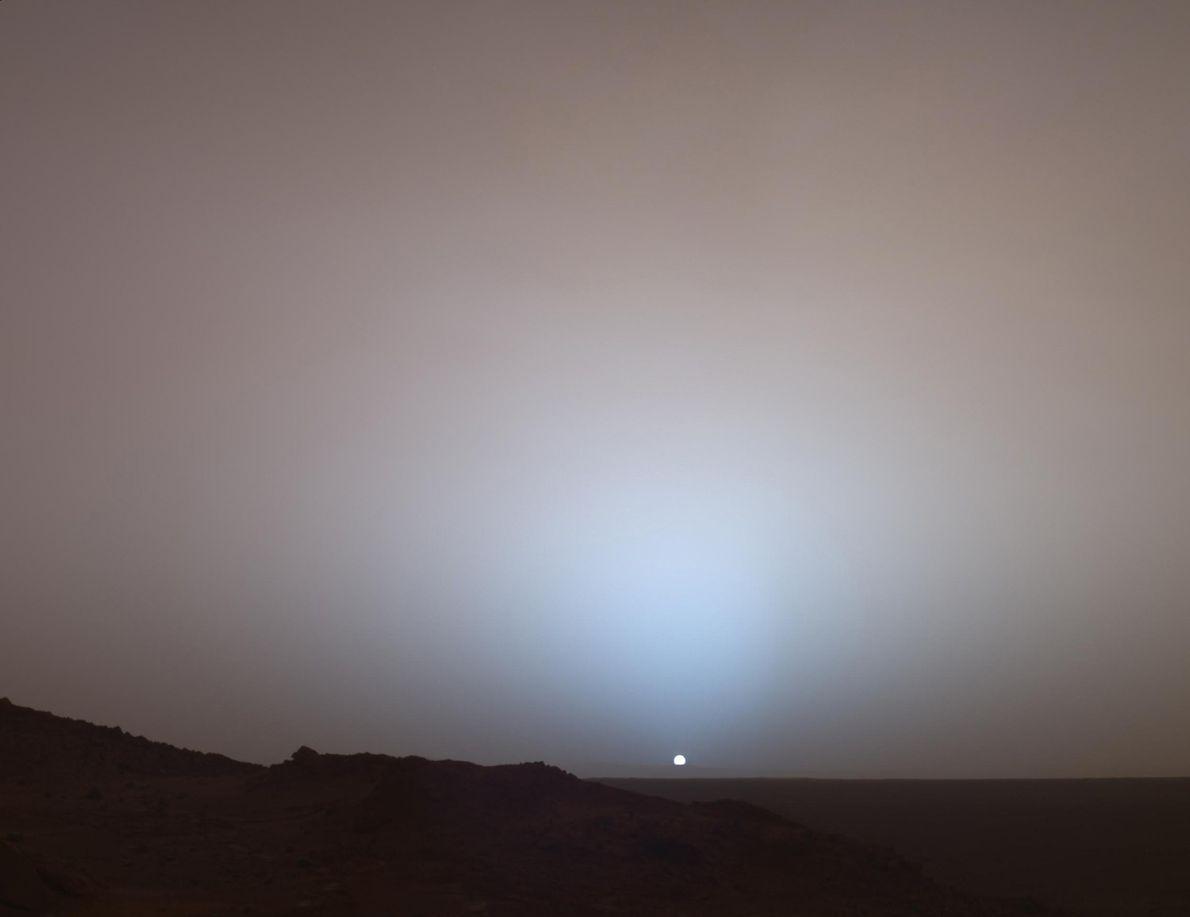 La NASA planea lanzar a Marte otro rover en 2020.