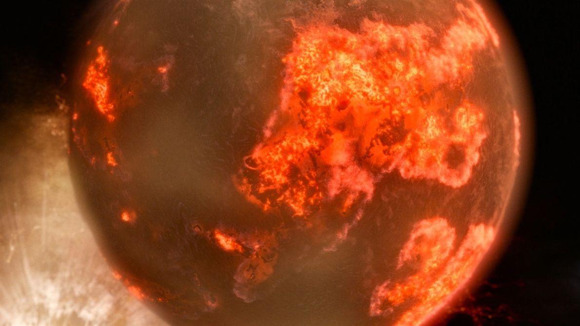 Explosión cámbrica | Cosmos: Mundos Posibles