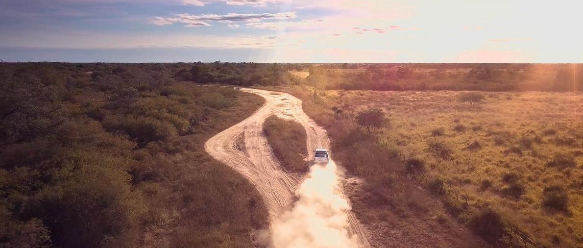 La unidad móvil #1 recorre más de 750 kilómetros diarios para llegar a la localidad salteña ...