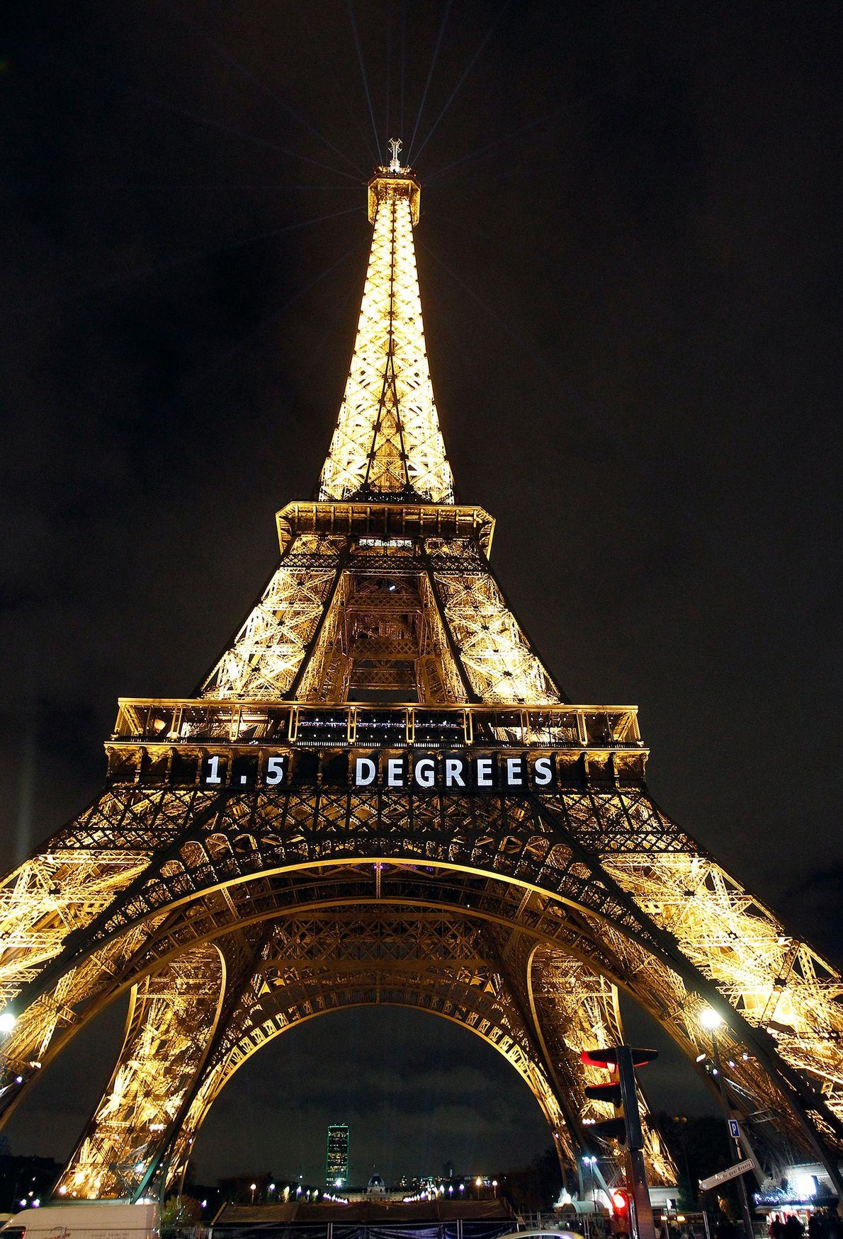A finales del año 2015, los líderes mundiales se reunieron en París y acordaron un nuevo ...