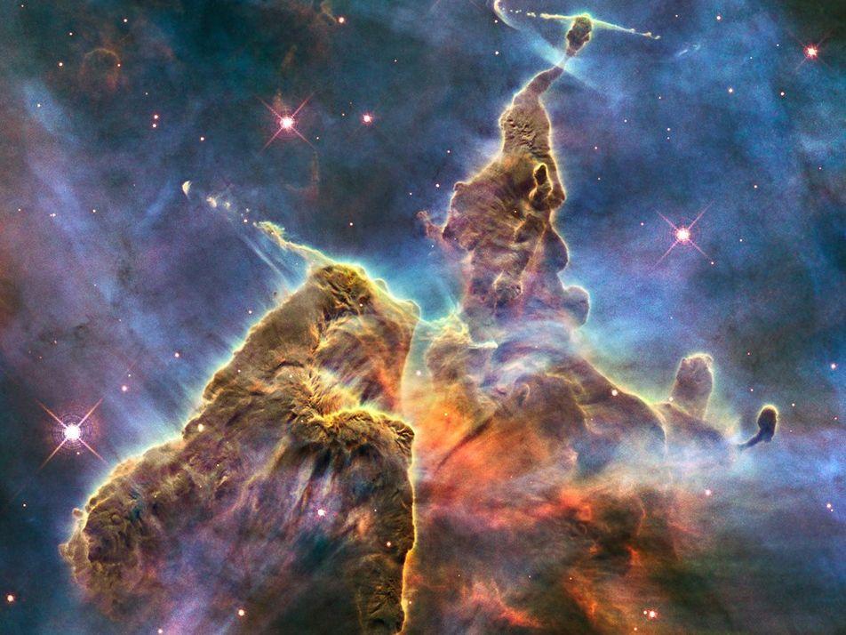 Impresionantes imágenes del espacio y sus maravillas