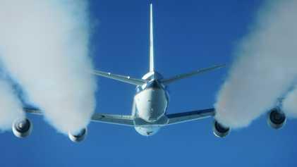 ¿Puede la captura de carbono hacer que volar sea más sustentable?