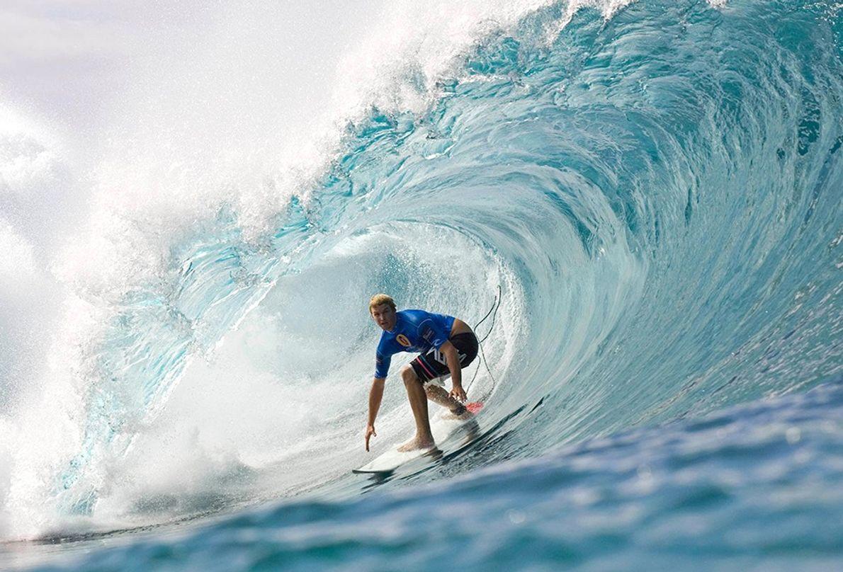 Aprenda a surfear