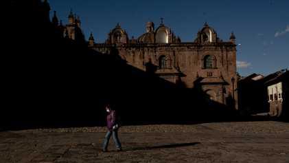 Machu Picchu: la pandemia de COVID-19 golpea al turismo local