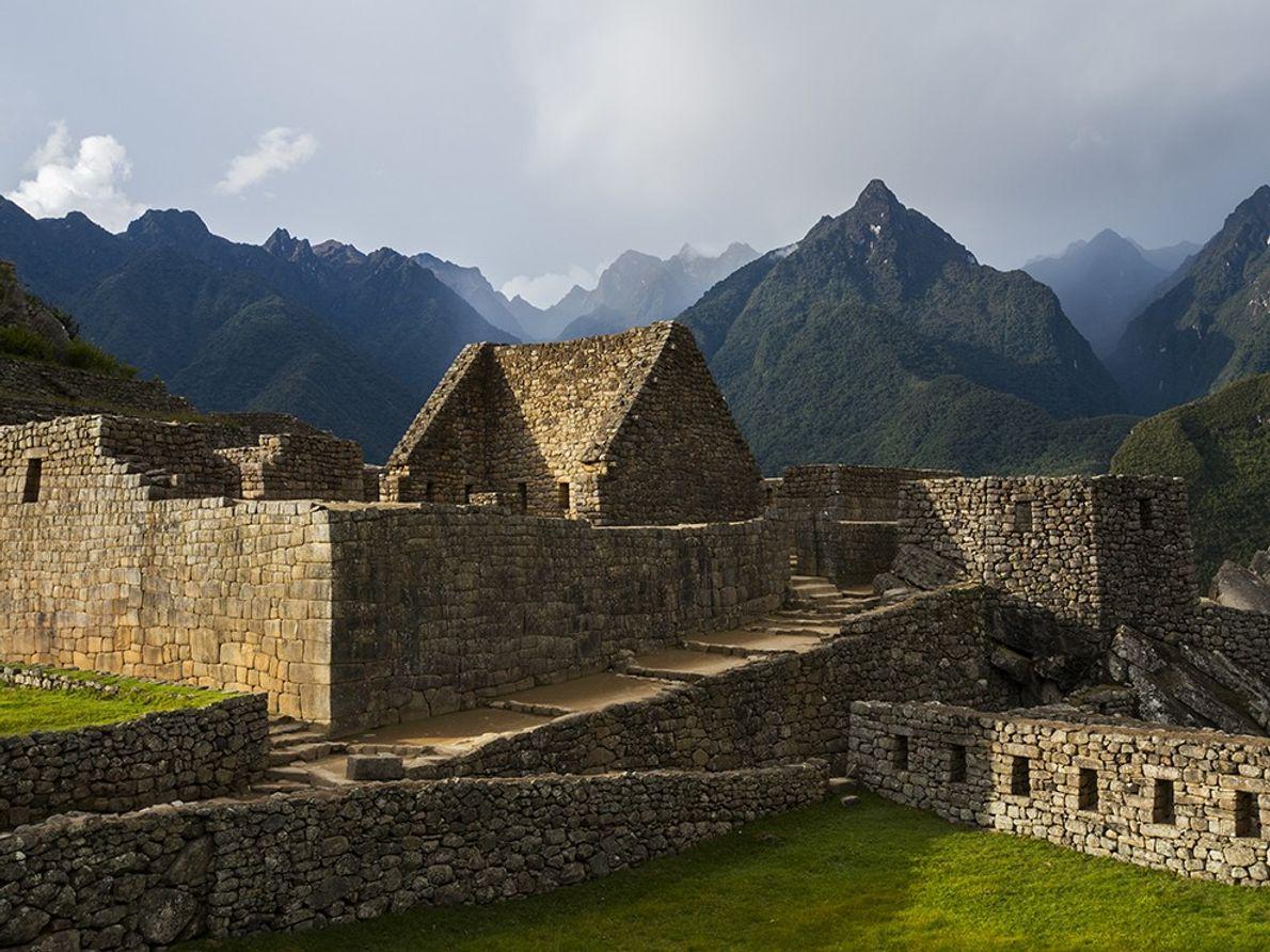 Antiguos arquitectos