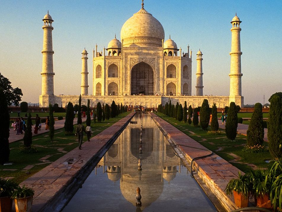 Taj Mahal: una tumba colosal que es monumento al amor