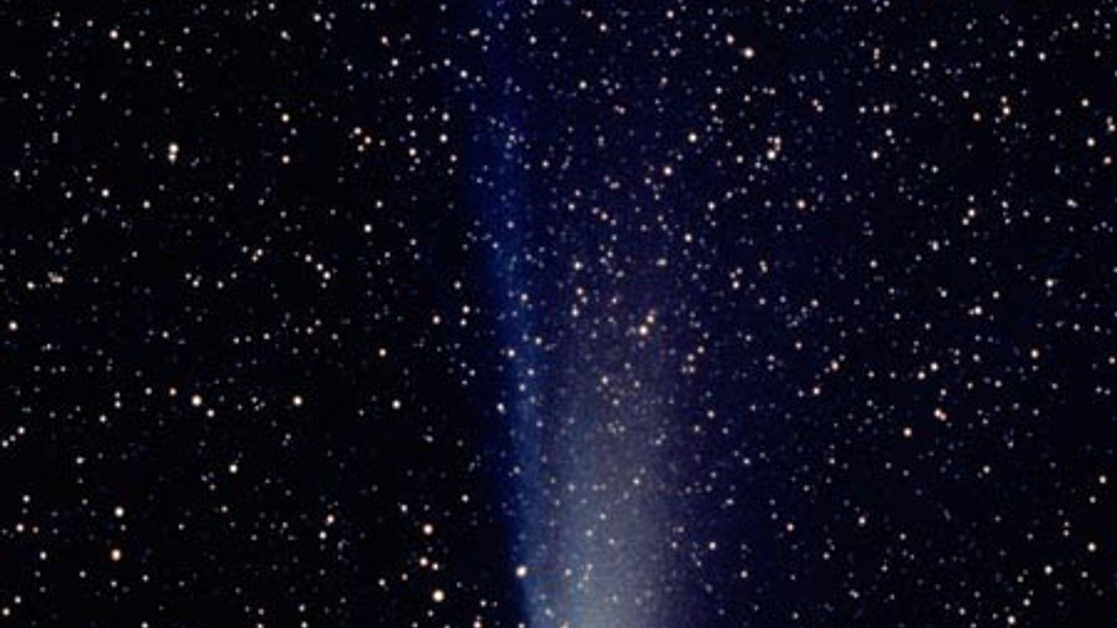 Entre cometas y asteroides