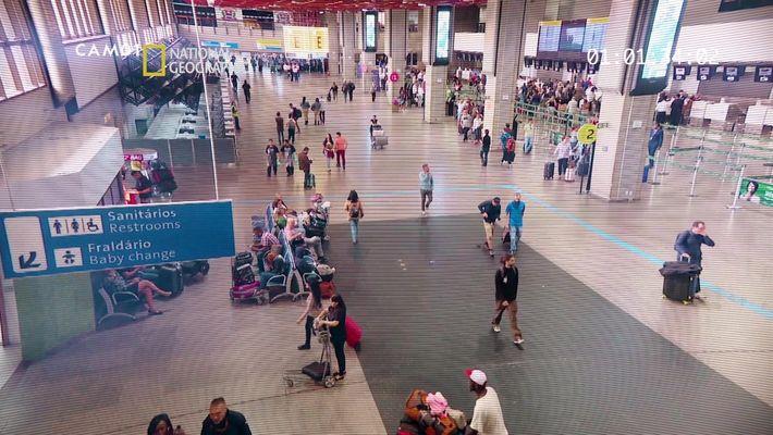 Alerta Aeropuerto: Resolución del delito 1