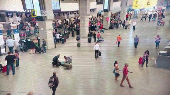 Resolución del delito 2 | Alerta Aeropuerto São Paulo