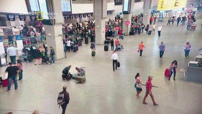Alerta Aeropuerto: Resolución del delito 2