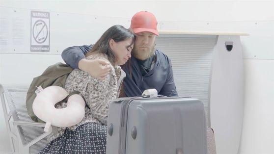Una luna de miel sale mal | Alerta Aeropuerto Roma