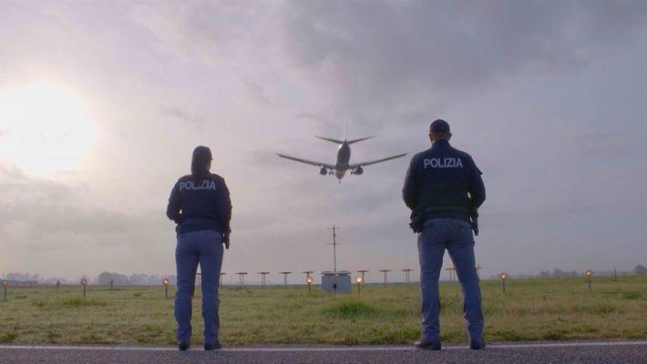 Avance   Alerta Aeropuerto Roma