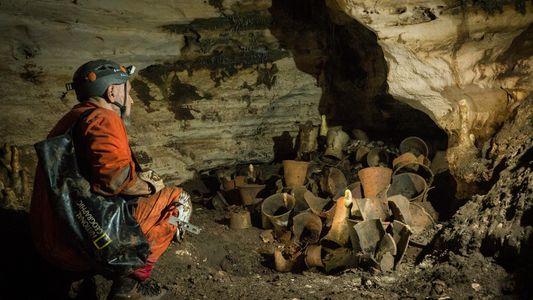 Video exclusivo: descubre Balamkú, la cueva del antiguo Dios Jaguar maya