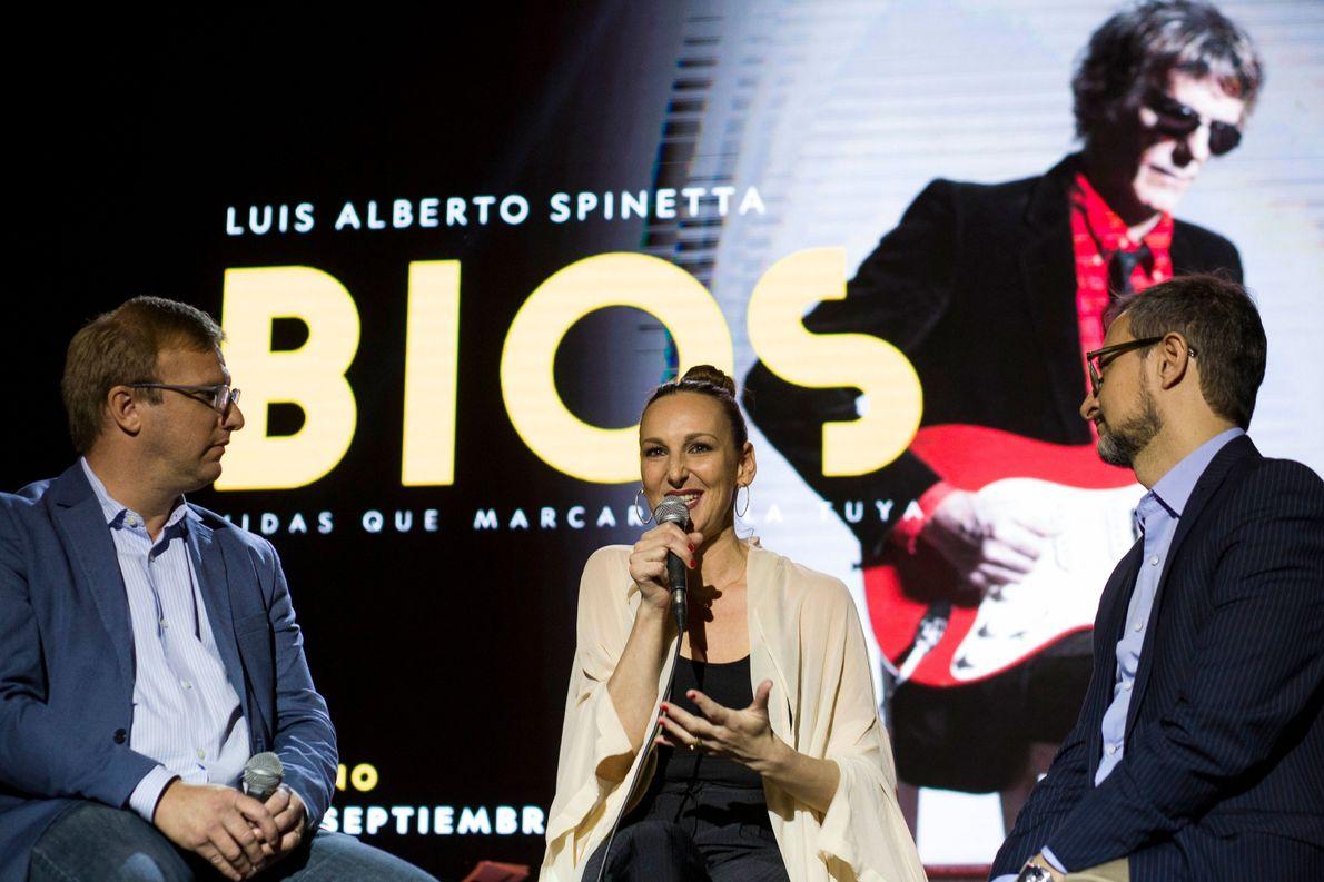 Bios. Vidas que marcaron la tuya - Luis Alberto Spinetta #BiosSpinetta