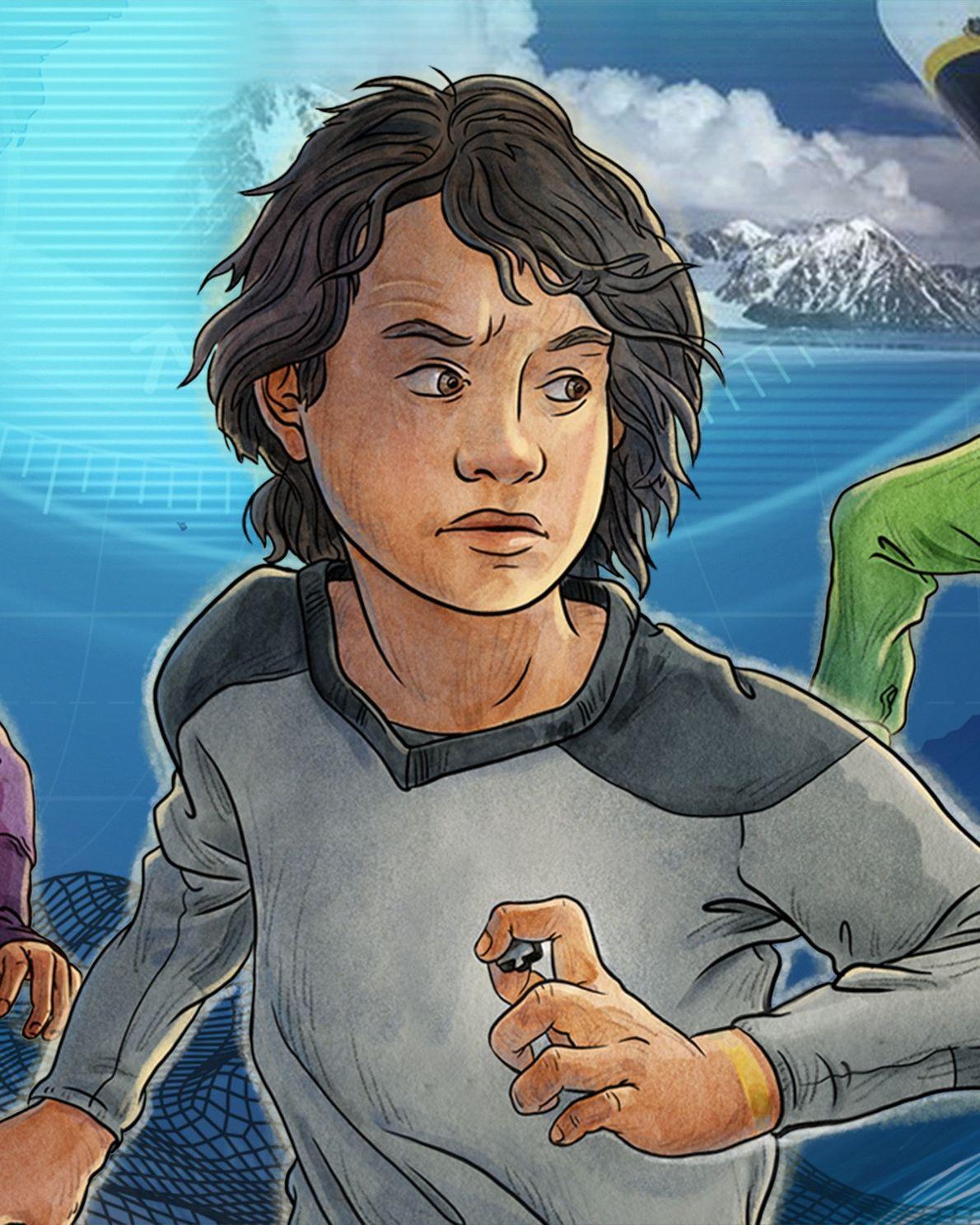 Cruz Coronado Cruz acaba de ingresar a la prestigiosa Academia de Exploradores, en donde su madre murió ...
