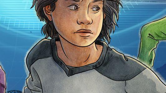 Explorer Academy: conoce a los personajes
