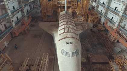 ¿Por qué fueron abandonados estos transbordadores espaciales en el desierto?