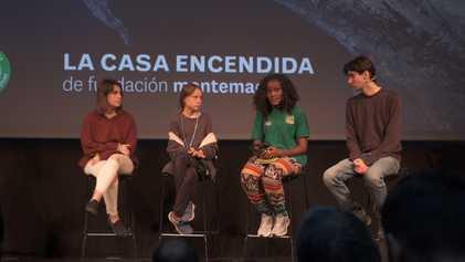 """COP25: El mensaje de Greta Thunberg y """"Fridays for Future"""""""