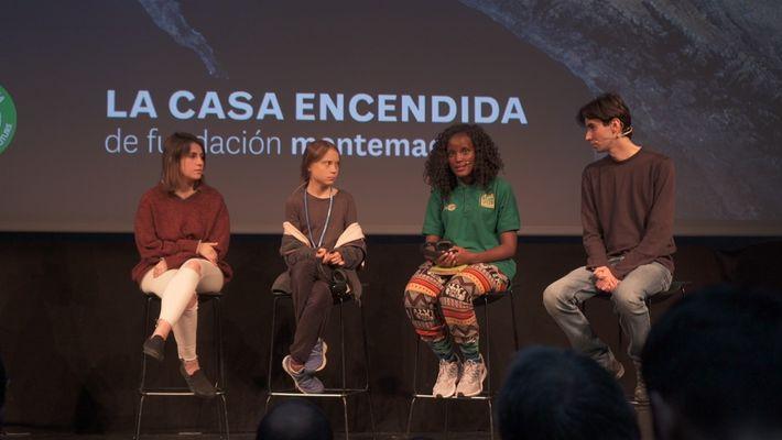 """COP25: El mensaje de Greta Thunberg y de """"Fridays for Future"""""""