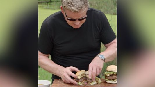 Una auténtica hamburguesa zulú | Gordon Ramsay: Sabores Extremos