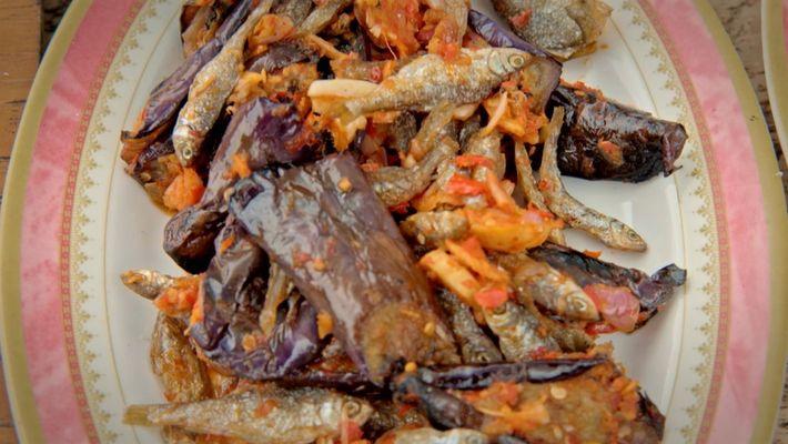 Berenjenas con salsa picante | Gordon Ramsay: Sabores Extremos