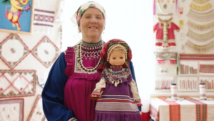 Los mordovianos, una de las muchas etnias rusas