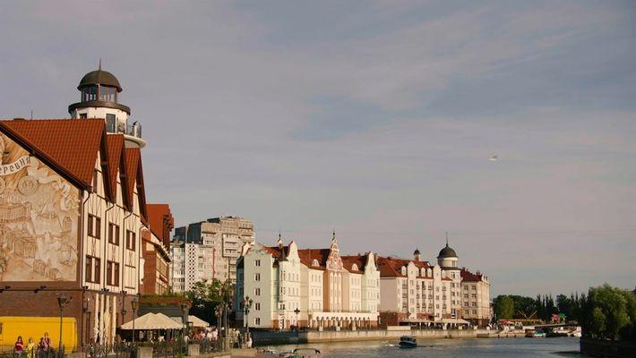 Una sorprendente ciudad rusa con raíces alemanas