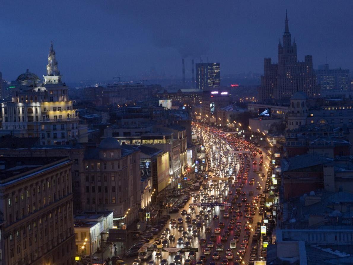 GARDEN RING, MOSCÚ