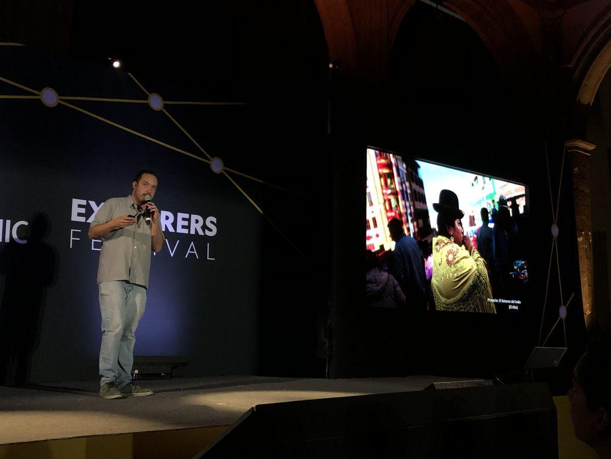 Manuel Seoane (Bolivia) Fotógrafo e Hidrólogo.