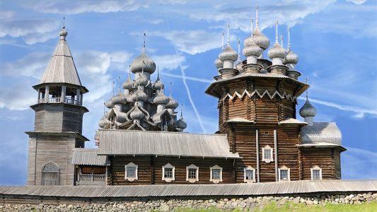 Estas impresionantes iglesias del siglo XVIII se construyeron sin usar clavos
