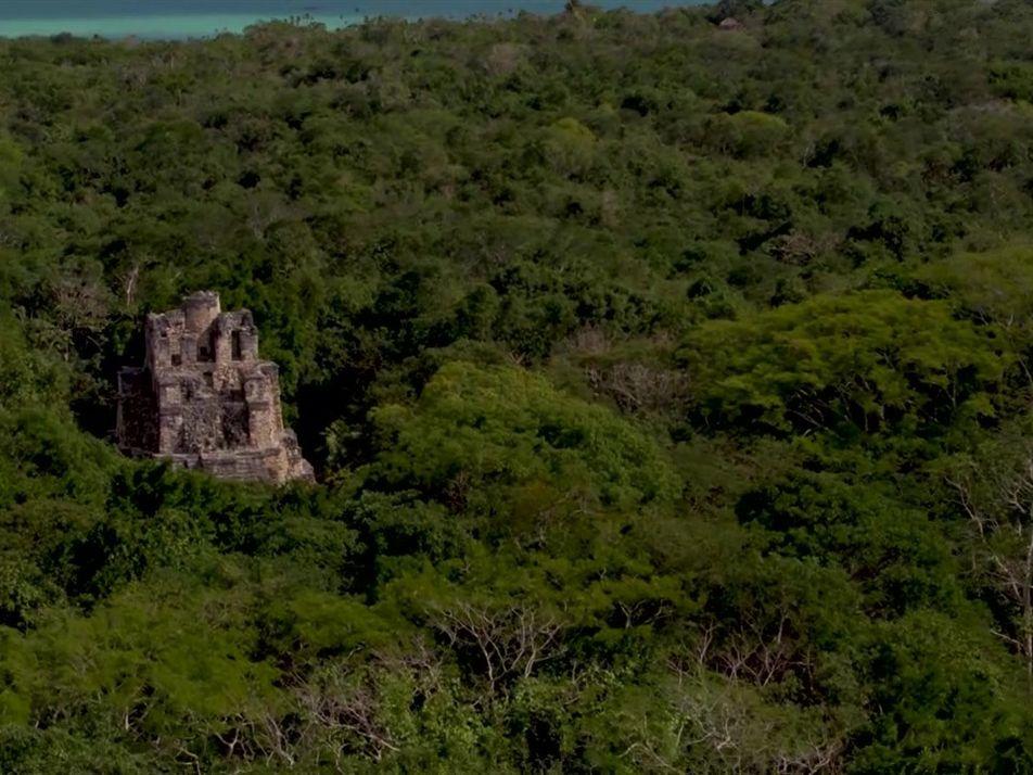 Misterios del Inframundo: Ecosistema y civilización
