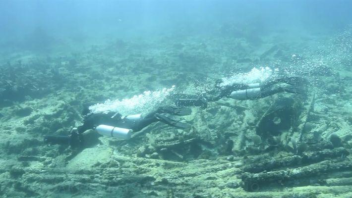 Misterios del Inframundo: El mayor cementerio de buques del mundo