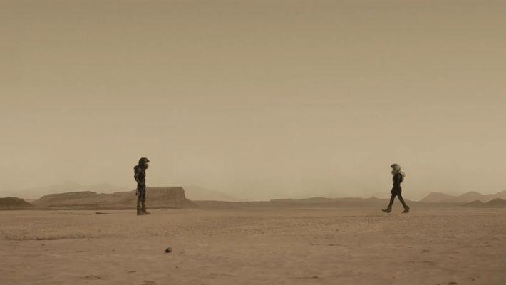 Mars: Coexistencia