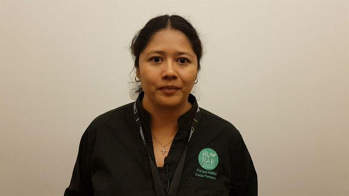 Conoce a la educadora Maritza Morales