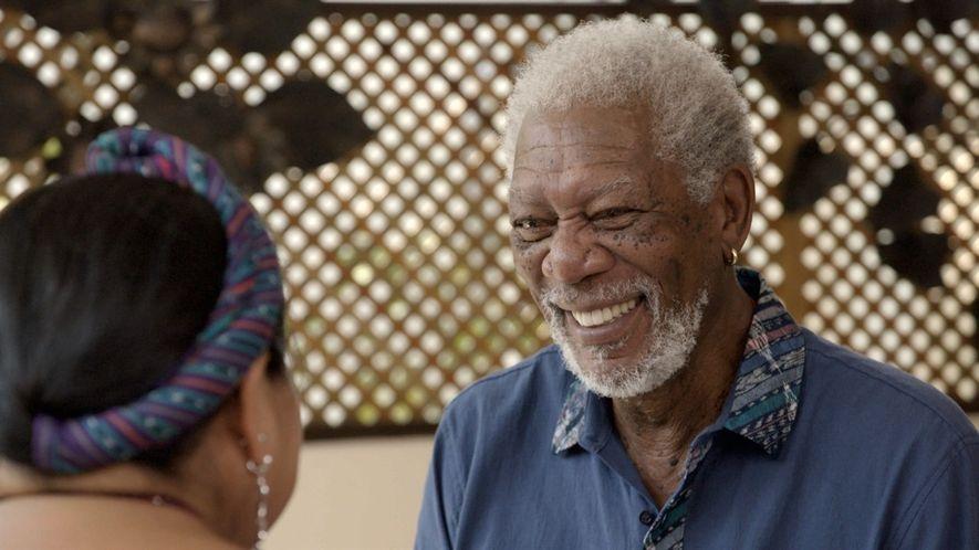The Story of Us con Morgan Freeman: Trailer
