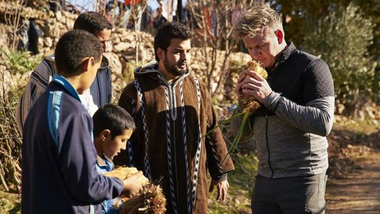 Gordon Ramsay en Marruecos