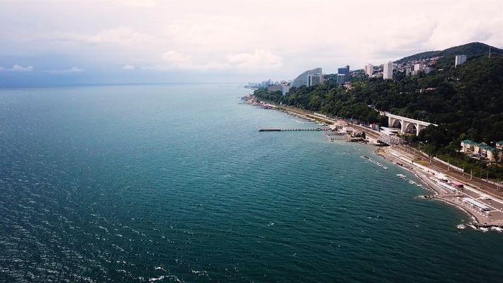 Sochi, una ciudad ideal para vacacionar