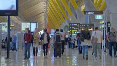 Avance   Alerta Aeropuerto Madrid