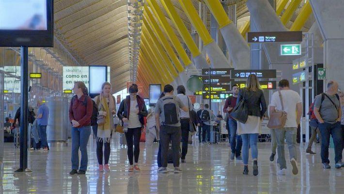 Avance | Alerta Aeropuerto Madrid