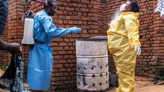 Fotografiando la crisis del ébola