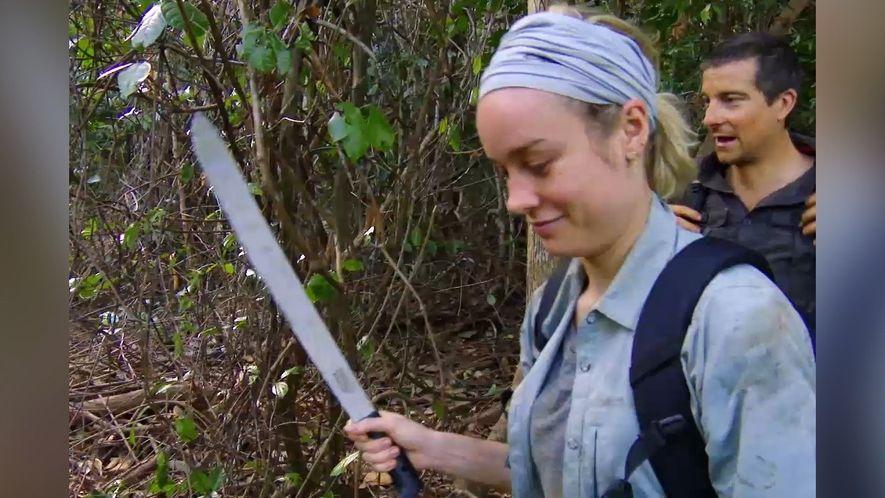 ¿Cómo usar un machete en la jungla? | Salvajemente Famosos